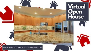 Virtual Open House in Roseville