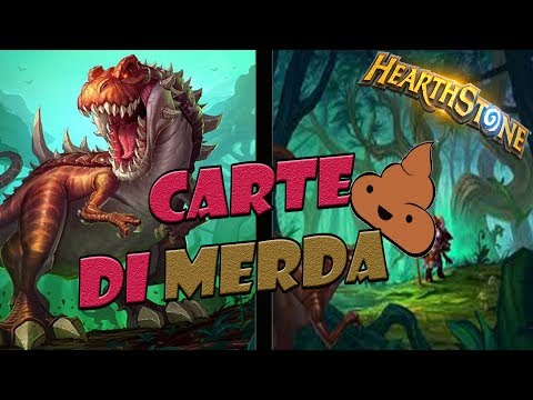 CARTE DI MERDA - THE MARSH QUEEN EP.1 [HEARTHSTONE ITA]