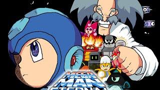 Vamos Jogar as Cegas Mega Man Eternal - 1 - Robot Master Card Captors