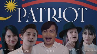 Patriot - Syeera Aziz, Ahmad Syafiq, Fanzi Ruji, Amir Masdi & Farra Ahmad | COVER