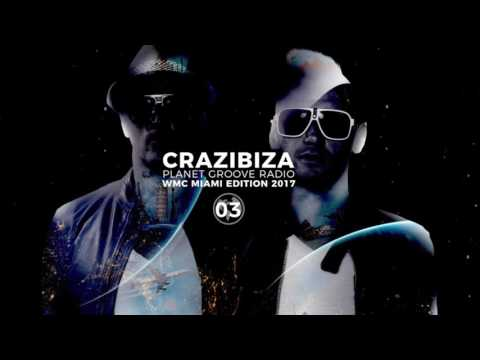 Crazibiza Radioshow 2017-03 (WMC Miami Edition)