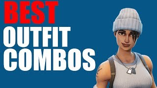 Best Skin Combinations for Recon Specialist! - Fortnite Skins