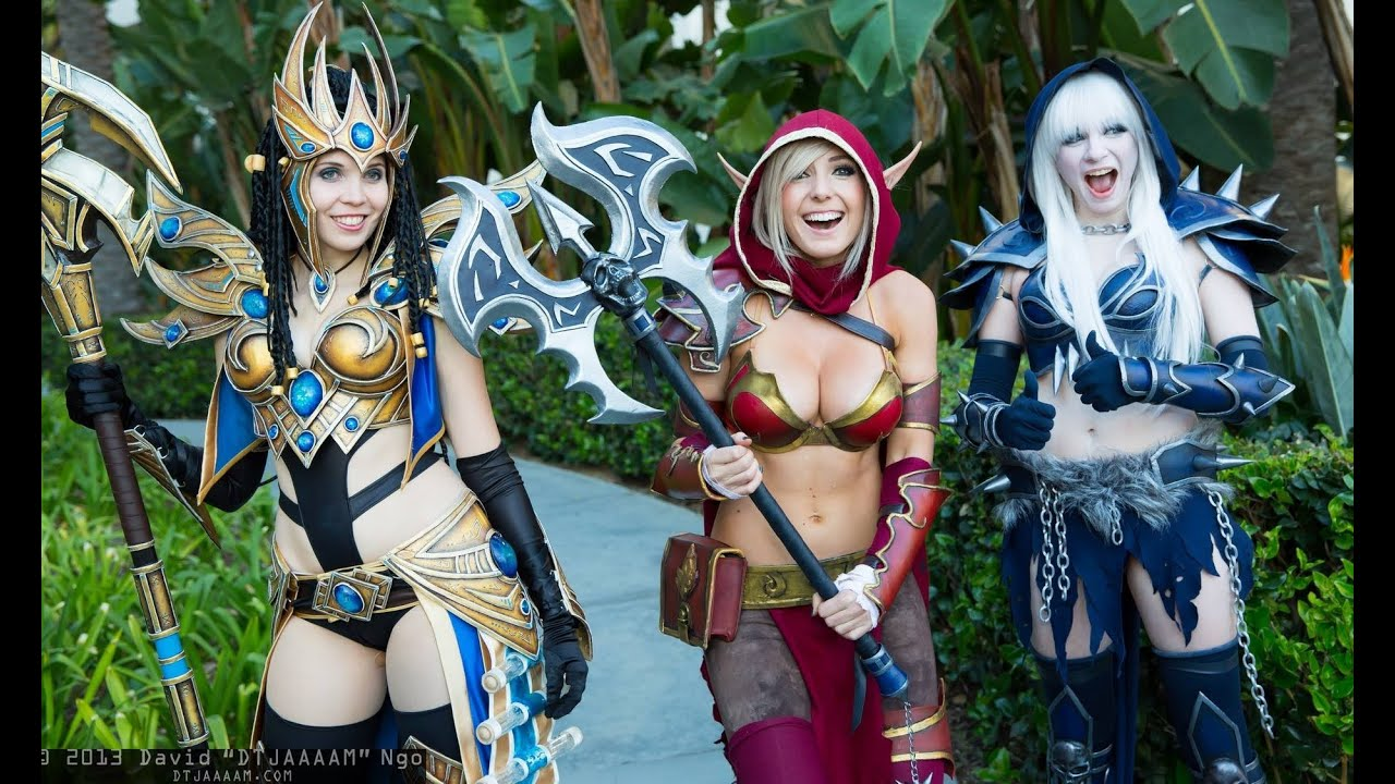 BLIZZCON 2013 EPIC COS...
