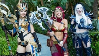 BLIZZCON 2013 EPIC COSPLAY