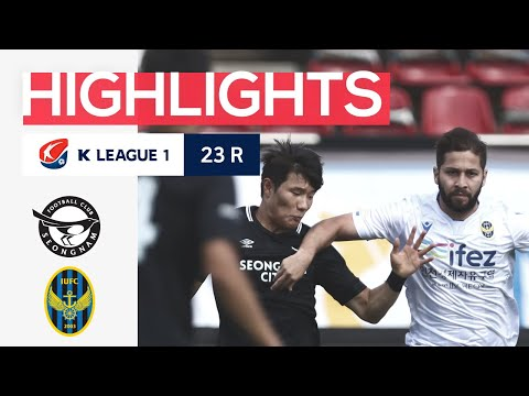 Seongnam Incheon Goals And Highlights