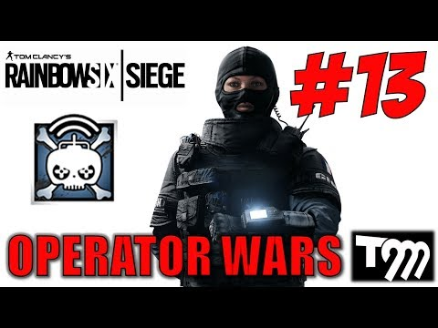 RAINBOW SIX SIEGE - TWITCH Operator Wars #13