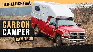 RAM 2500 Offroad-Camper aus CARBON! – Probefahrt des Leichtbau-Pickups