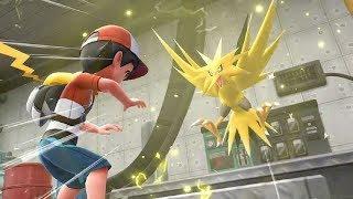 RUSZAMY NA ZAPDOSA! - Pokemon Let's Go Eevee - Na żywo