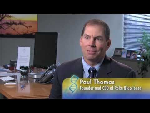 BioNJ 2012 Sol J. Barer Award Winner - Paul Thomas