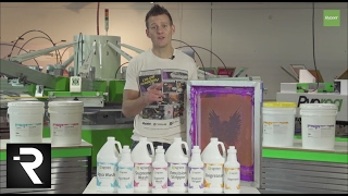 Sgreen Supreme, The Ultimate Screen Printing Ink Cleaner