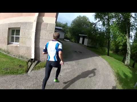 Nordic Orienteering Tour (4/5), Kajaani 7.9. - Miesten rata