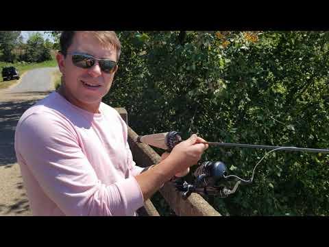POCKET SHOT FISHING