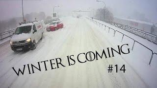 Trucker Dashcam #14 Winter is coming!