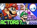 Theory Confirmed: Super Mario Bros. 3 is a Play! | Gnoggin