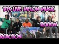 BTS LIVE Melon Awards 2018 | WHO ARE YOU 멜론뮤직어워드 | REACTION/REVIEW