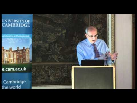 Challenges of global health: talk by Professor Sir Leszek Borysiewicz