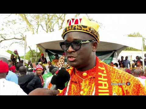 An Interesting Display of ROYALTY by Igbos in Ghana