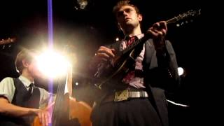 Punch Brothers- Moonshiner LIVE & Unplugged