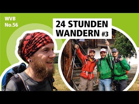 24h von Bayern @ Bayerischer Wald: Eine Wander-Hitparade