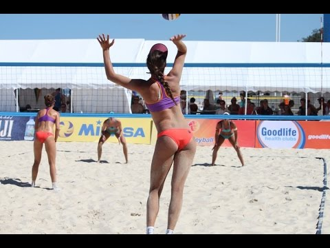 Georgia Johnson - 2016 US College Beach Volleyball Prospect