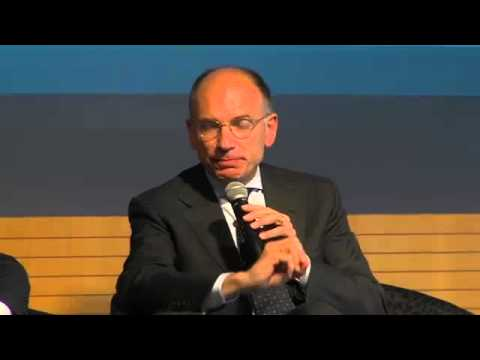 McKell Institute Address by Enrico Letta, 55th Prime Minister of Italy
