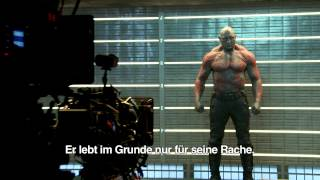 GUARDIANS OF THE GALAXY - HD Teaser: Batista ist Drax The Destroyer