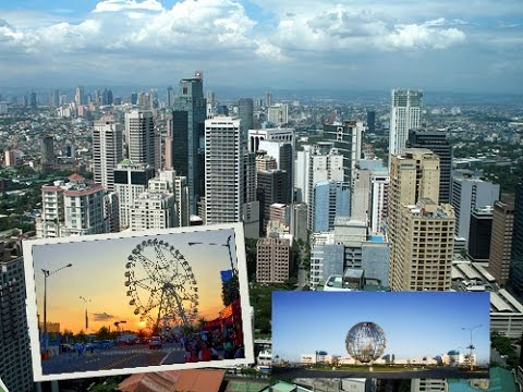 Makati City and Mall of Asia (MOA Eye)