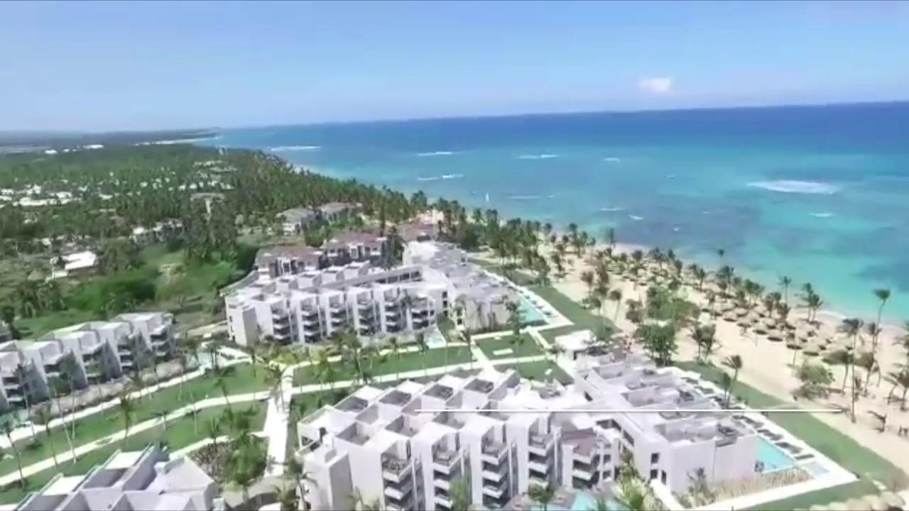 Punta Cana Uvero Alto Beach Playa Palmera