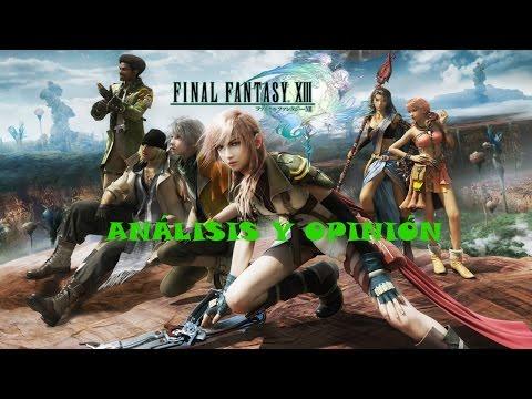 Final Fantasy XIII | ANÁLISIS + OPINIÓN