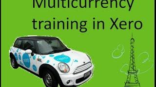 Xero Multi-Currency Training