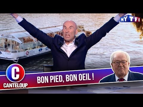 "Imitation de Jean-Marie Le Pen - ""Happy Birthday To Me !"" - C'est Canteloup"