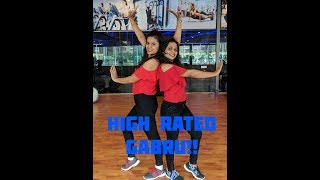 High Rated Gabru | Guru Randhawa | Nawabzaade | Dance Choreography