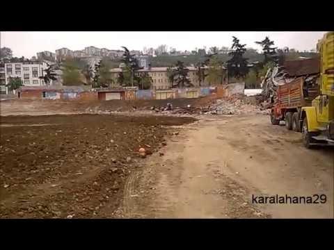 Hüseyin Avni Aker Stadının son hali