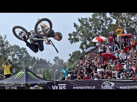 SEMI-FINALS HIGHLIGHTS - VANS BMX PRO CUP 2019 MEXICO CITY