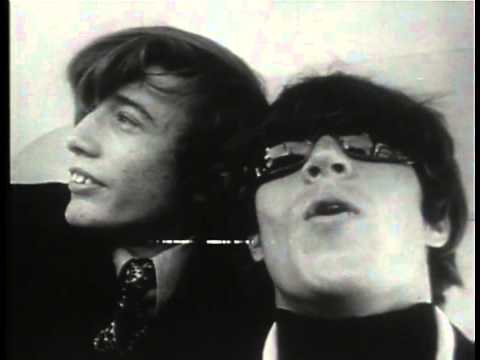 Bee Gees - Spicks & Specks - Official video clip
