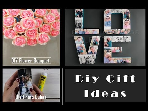 DIY Gift Ideas For Your Special Ones