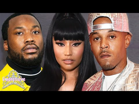 Meek Mill Confronts Nicki Minaj's Husband Kenneth Petty!