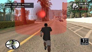 GTA San Andreas - Fisher