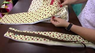 Mochila em patchwork – Maura Castro PT1