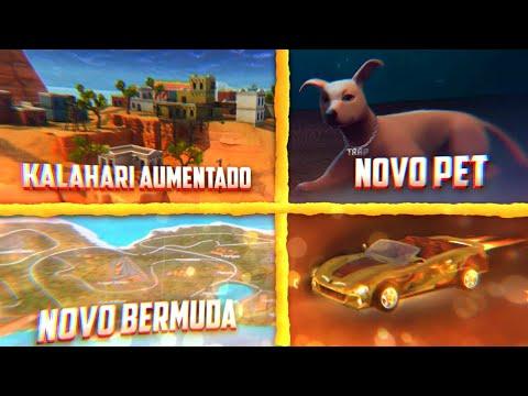 TUDO QUE PODE VIM NA PRÓXIMA ATUALIZAÇÃO! NOVA PATENTE,NOVO CARRO,NOVO LANÇA,PET,FIM DO BUG E MAIS! from YouTube · Duration:  10 minutes 2 seconds