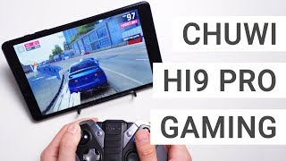 Chuwi Hi9 Pro Gaming & Benchmark Test