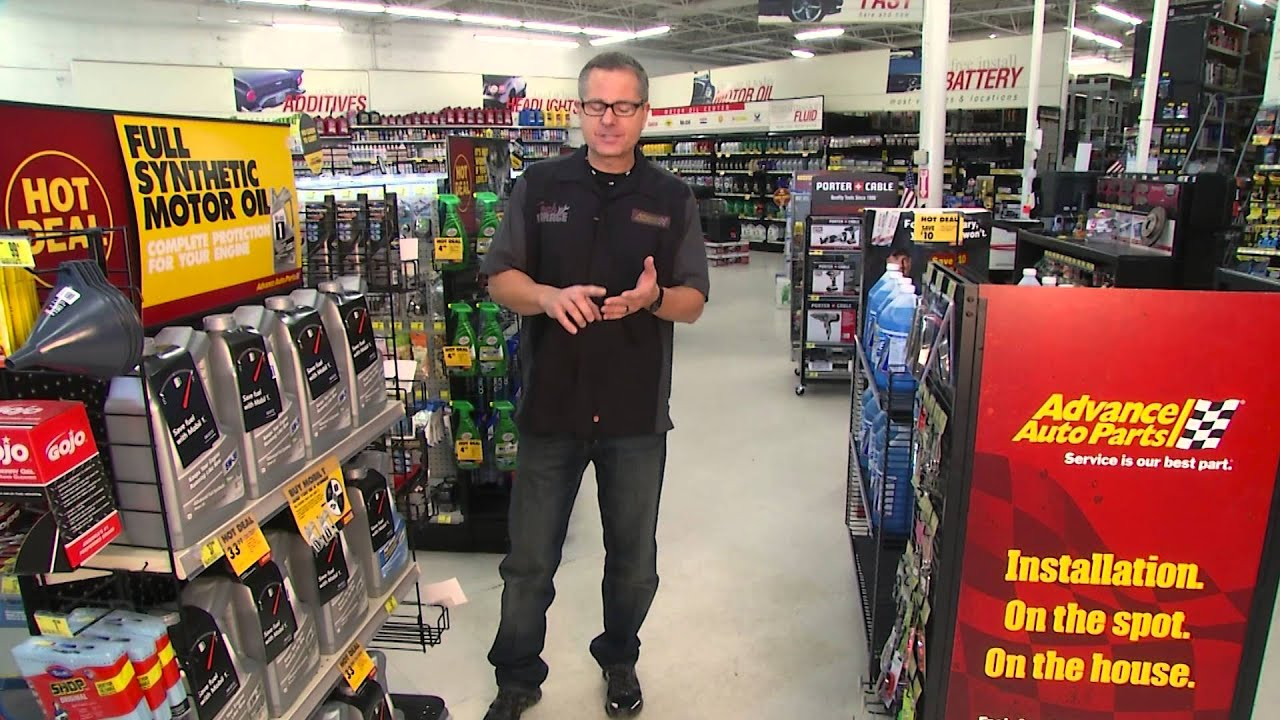 Advance auto parts tech garage speed perks commercial for Garage auto discount montpellier