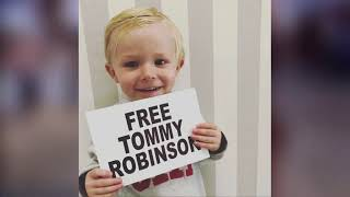 #FreeTommy We Are Coming
