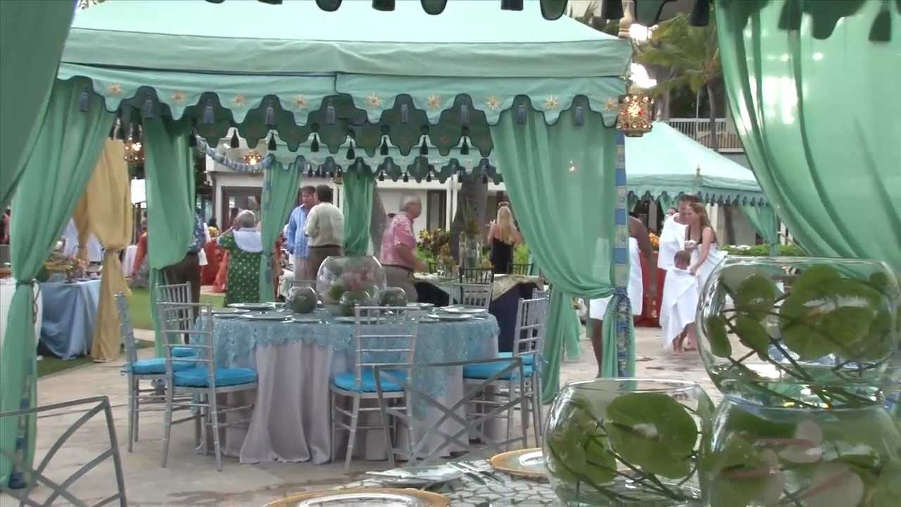 & Raj Tents - YouTube