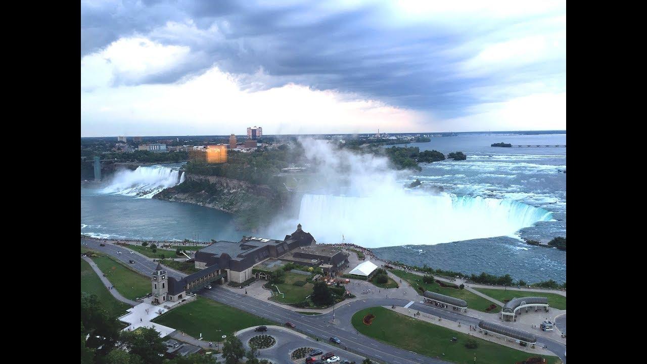 Niagara Falls Marriott Fallsview Hotel Spa Grounds Fallsview