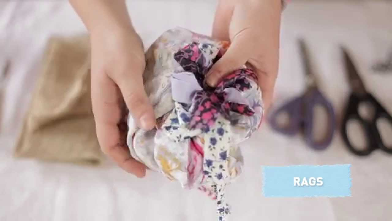 How To Make a Rag Rug - Intro to the