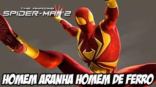 The Amazing Spider Man 2 - Homem Aranha Homem de Ferro