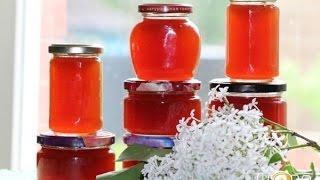 Желе из цветов сирени. Потрясающий аромат