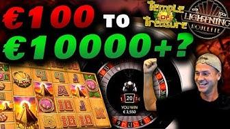 Pro Slot Player SMASHES the Online Casino! (INSANE LUCK STREAK)