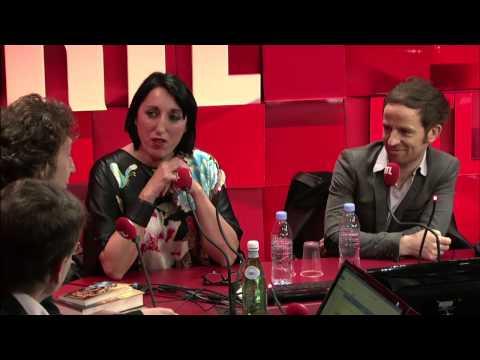 Rossy de Palma & Mathias Malzieu L'invité du jour du 03/02/2014 dans A La Bonne Heure - RTL - RTL